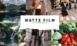 10 Matte Film Lightroom Presets 5857415