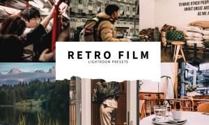 10 Retro Film Lightroom Presets 5857408