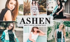 Ashen Mobile & Desktop Lightroom Presets