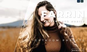 Farrin Desktop and Mobile Lightroom Preset