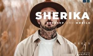 Sherika Desktop and Mobile Lightroom Preset