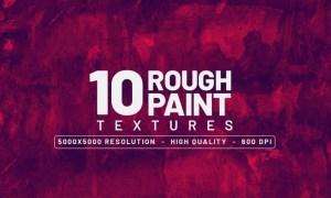 10 Rough Paint Textures GDZJKDY