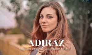 Adiraz Mobile and Desktop Lightroom Presets