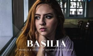 Basilia Mobile and Desktop Lightroom Presets