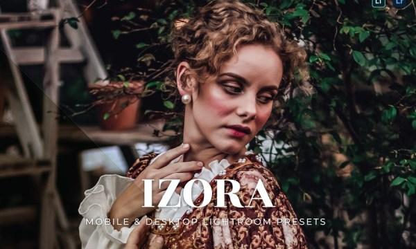Izora Mobile and Desktop Lightroom Presets
