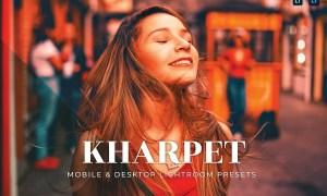 Kharpet Mobile and Desktop Lightroom Presets