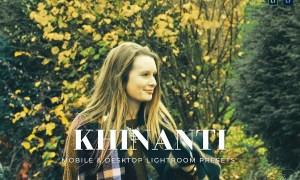 Khinanti Mobile and Desktop Lightroom Presets