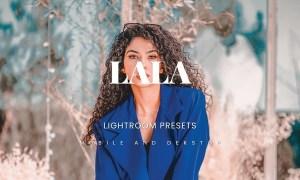 Lala Lightroom Presets Dekstop and Mobile