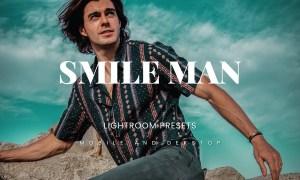 Smile Man Lightroom Presets Dekstop and Mobile