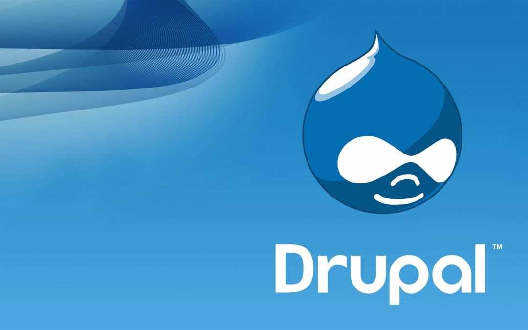 Drupal, un completo CMS para tu sitio web