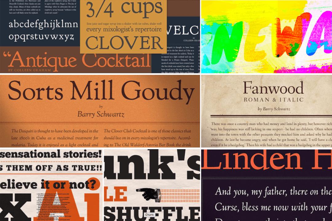 tipografías libres
