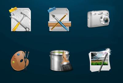 Iconos para tu escritorio y sitios web