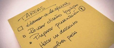 Crea y sincroniza tus listas de tareas