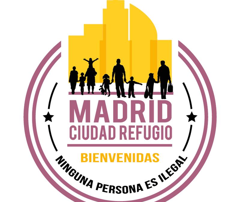 Apoyamos que nuestras ciudades sean refugio para las personas