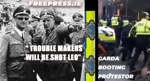 GRAFTON-STREET-PROTEST-DEMONSTRATION-GARDAI