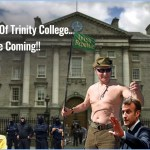Macron's visit to Dublin and the russians