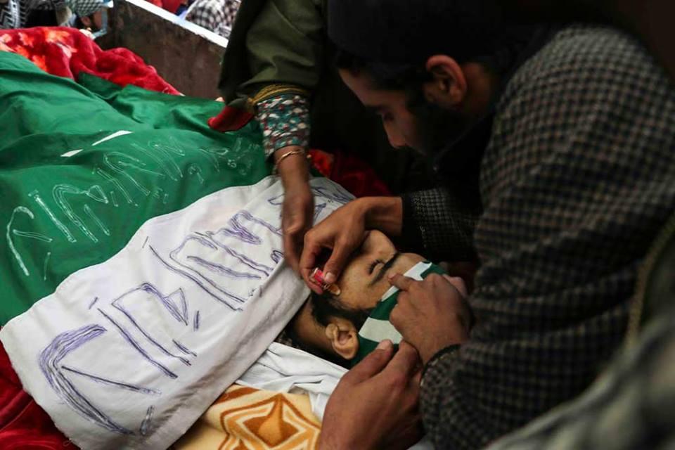 Image result for Killing of Aadil Farooq kashmir