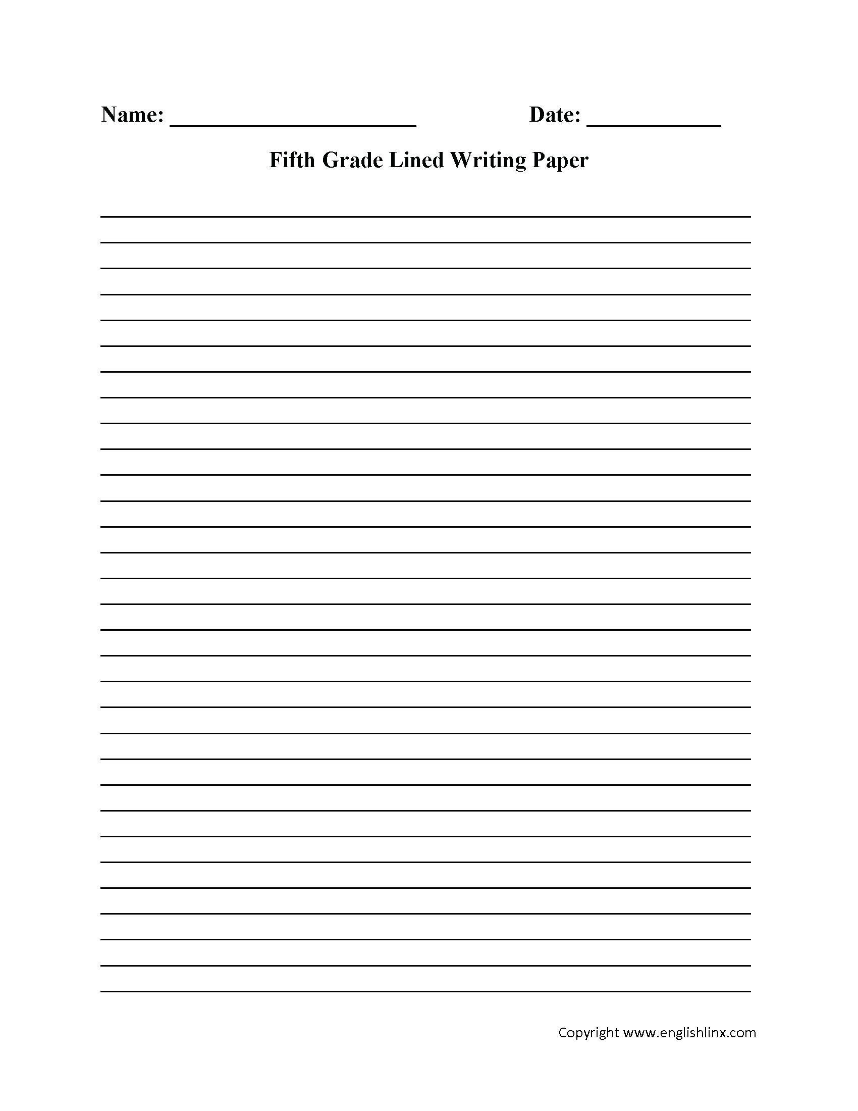 Blank Handwriting Worksheets Printable Free
