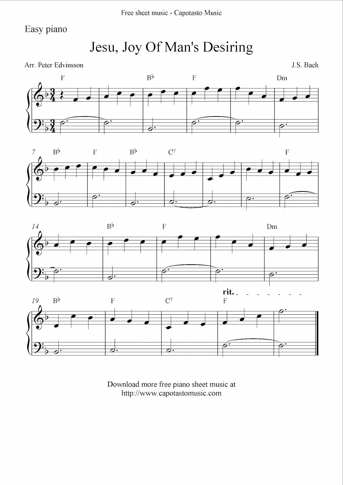 Beginner Piano Worksheets Printable Free