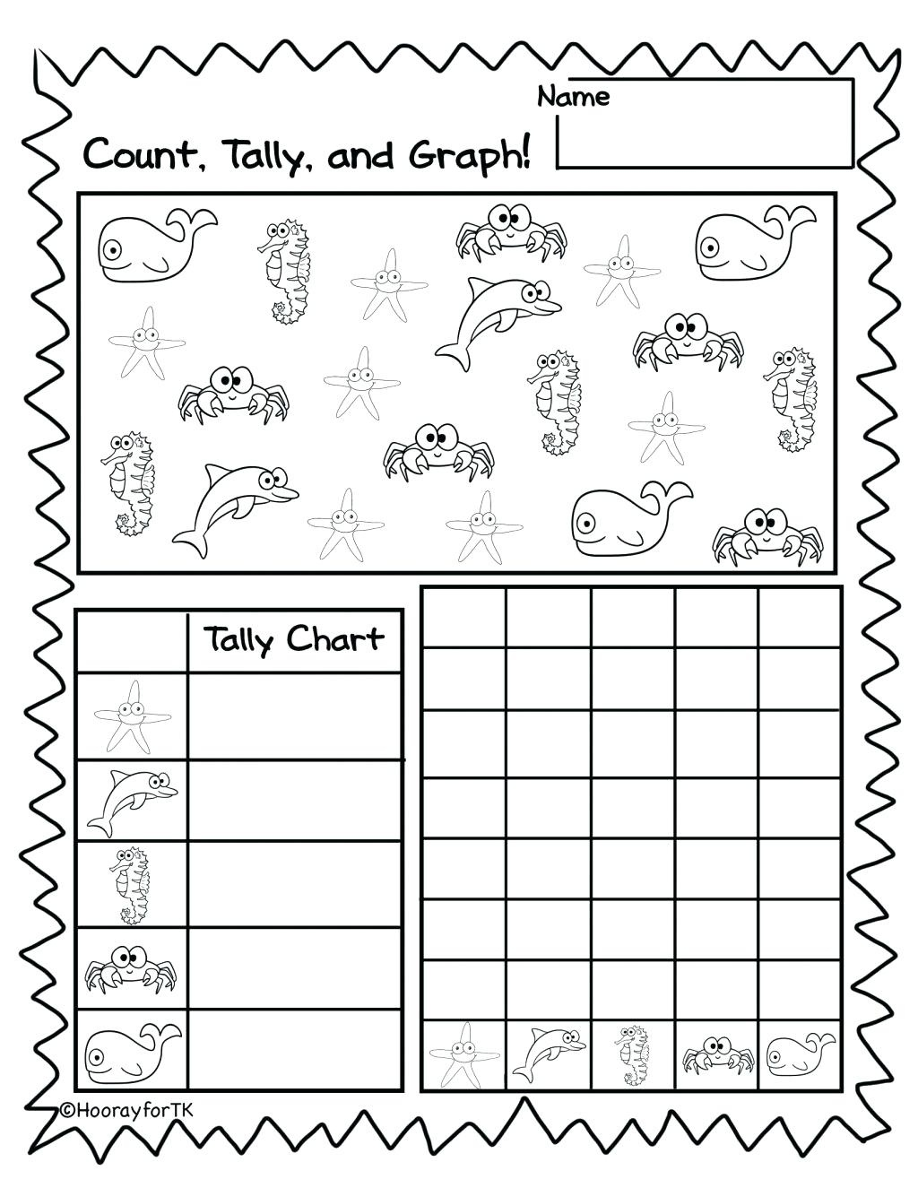 Free Printable Jellybean Graph