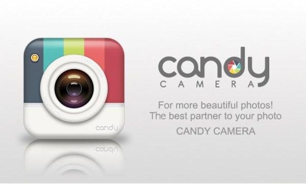 Скачать Кэнди Камеру на андроид