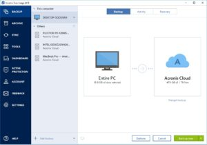 Acronis True Image Pro Activation Key With Crack