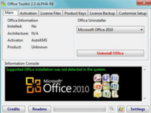 Microsoft Toolkit Activator Key With Full Version