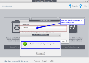 iCare Pro Keygen + Crack Data Recovery
