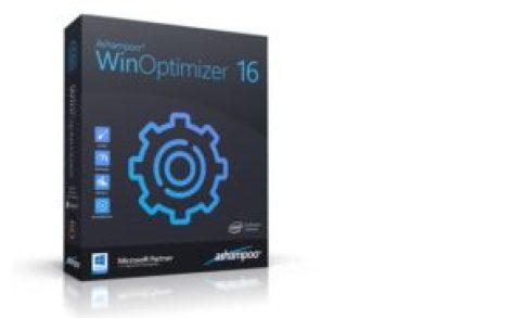 AShampoo WinOptimizer Pro License Key & Crack
