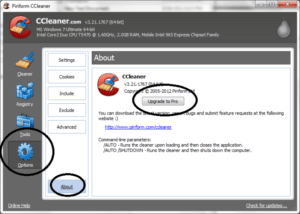 CCleaner Pro Activation Key With Crack