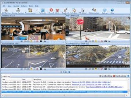 security monitor pro crack With activation key Download