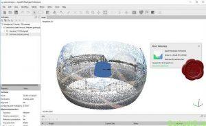Agisoft Metashape Professional 1.7.0 Build 11539 + Crack [Latest]