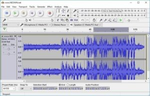 Audacity Crack Free Download With Serial key