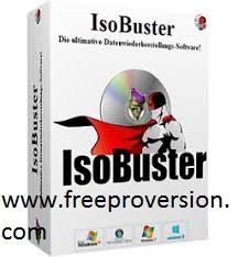 IsoBuster 4.8 Crack With Keygen Torrent 2021 (Latest)