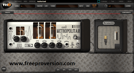 Overloud TH3 v3.3.0 Final Release Full Version Free Download