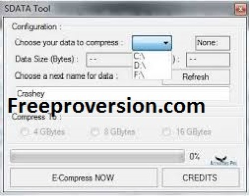 Sdata Tool 64 & 128 GB New 2018 Free Download
