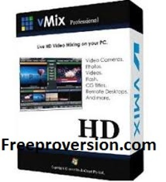 vMix 20 crack registration free download