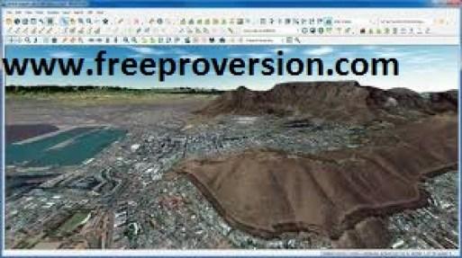 Global Mapper 20.0.1 Crack + Keygen Free Download [Win + MAC]