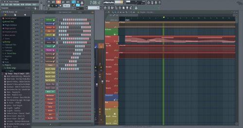 FL Studio 20.8.3.2293 Crack Full Version With Keygen [LATEST]