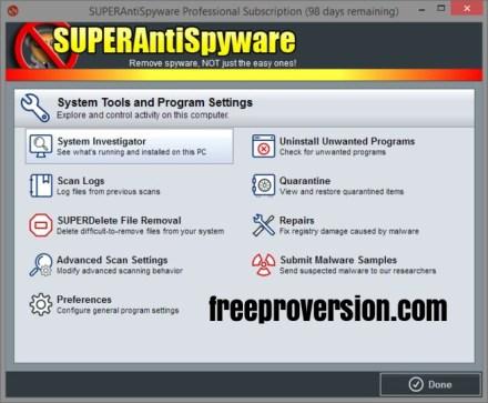 SUPERAntiSpyware 8.0.1052 Crack + Keygen 2020 [LATEST]
