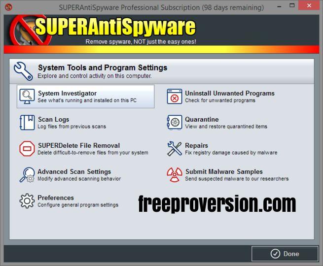 SUPERAntiSpyware 10.0.1220 Crack + Keygen Free Download [LATEST]