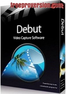 Debut Video Capture 5.32 Crack + Registration Code [All Edition]