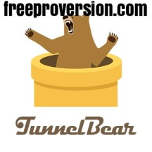 TunnelBear 3.8.3 Crack Full Version Free Download