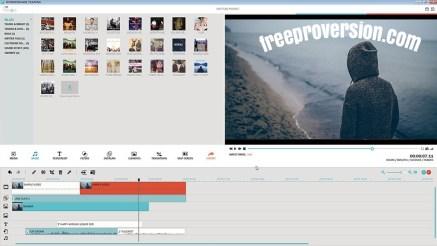 WonderShare Filmora 9.0.5.1 Crack + With Keygen [100% Working]