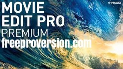 Magix Movie Edit Pro Crack 2019 + Serial Number [Free + Activated]