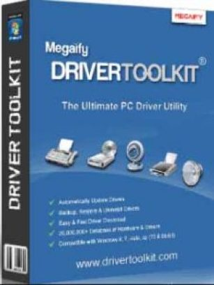 Driver Toolkit Crack v8.5 With License Key & Patch Free ...