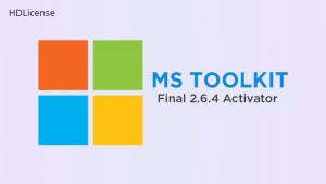 Microsoft Toolkit 2.6.7 Activator Windows & Office