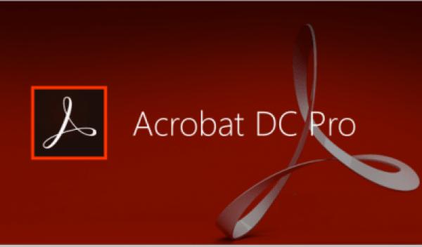 Adobe Acrobat Pro Dc Crack and License Key 2019 Download [Full Version]
