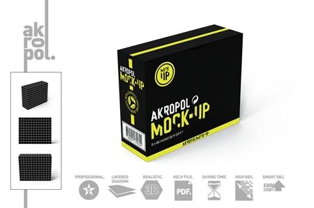 Download Black Box Mock Up 4125726 - FreePSDvn