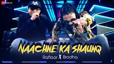 Naachne Ka Shaunq Lyrics